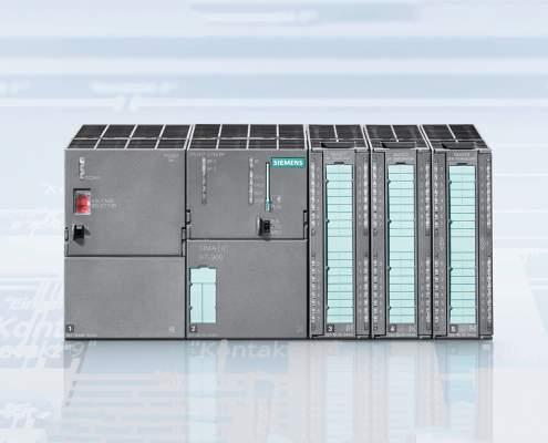 PLC مدل automatisieren