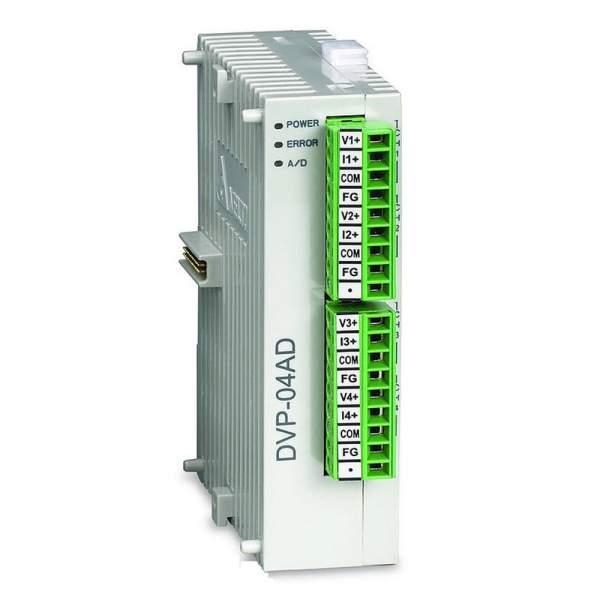 PLC مدل DVP-04AD