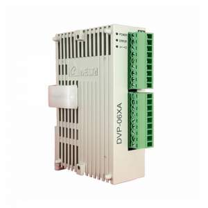 PLC مدل DVP-06XA