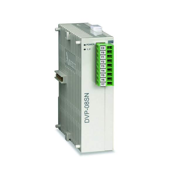 PLC مدل DVP-08SN