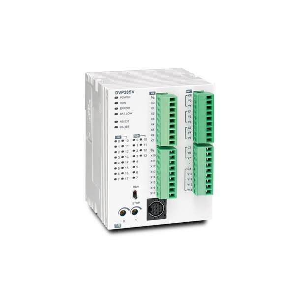 PLC مدل DVP28SV