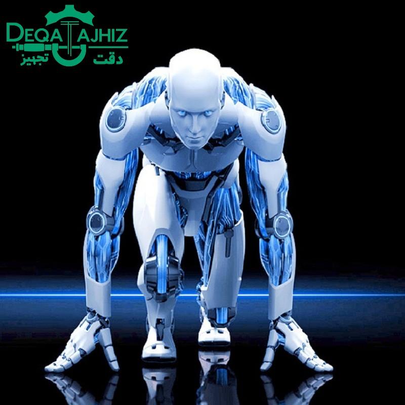رابطه انسان و ربات 2